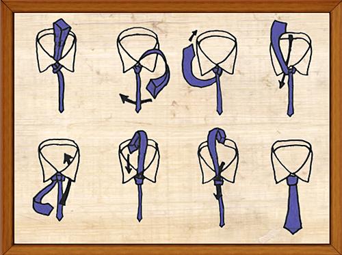 pin doppelter windsor knoten on pinterest. Black Bedroom Furniture Sets. Home Design Ideas